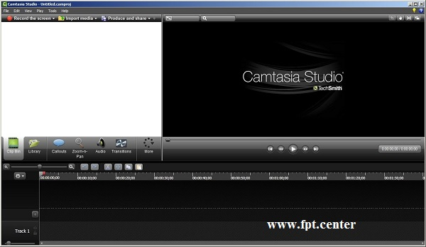 Cách Sử Dụng Phần Mềm Camtasia Studio 9 từ A > Z