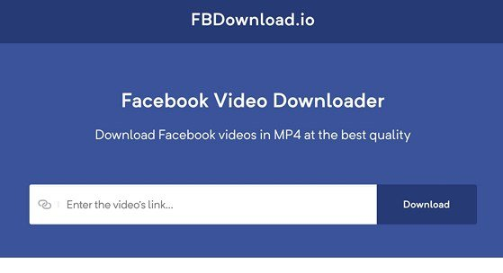 Cách Tải Video Livestream Trên Facebook 10
