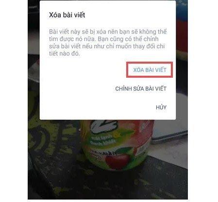 Cách Xoá Video Trực Tiếp Trên Facebook 8