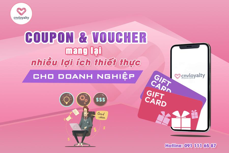 Mẹo giữ chân khách hàng đơn giản với Coupon & Voucher trong Loyalty App