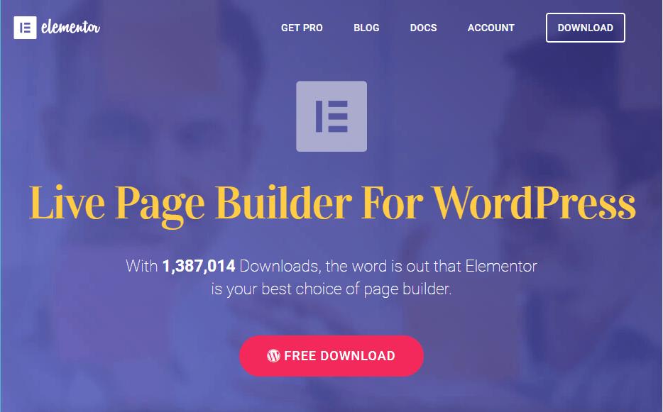 tạo landing page đơn giản sử dụng elementor 15