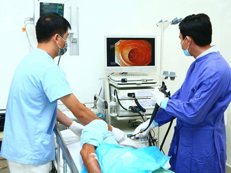 Nội soi dạ dày, tá tràng nhằm chẩn đoán trào ngược dịch mật