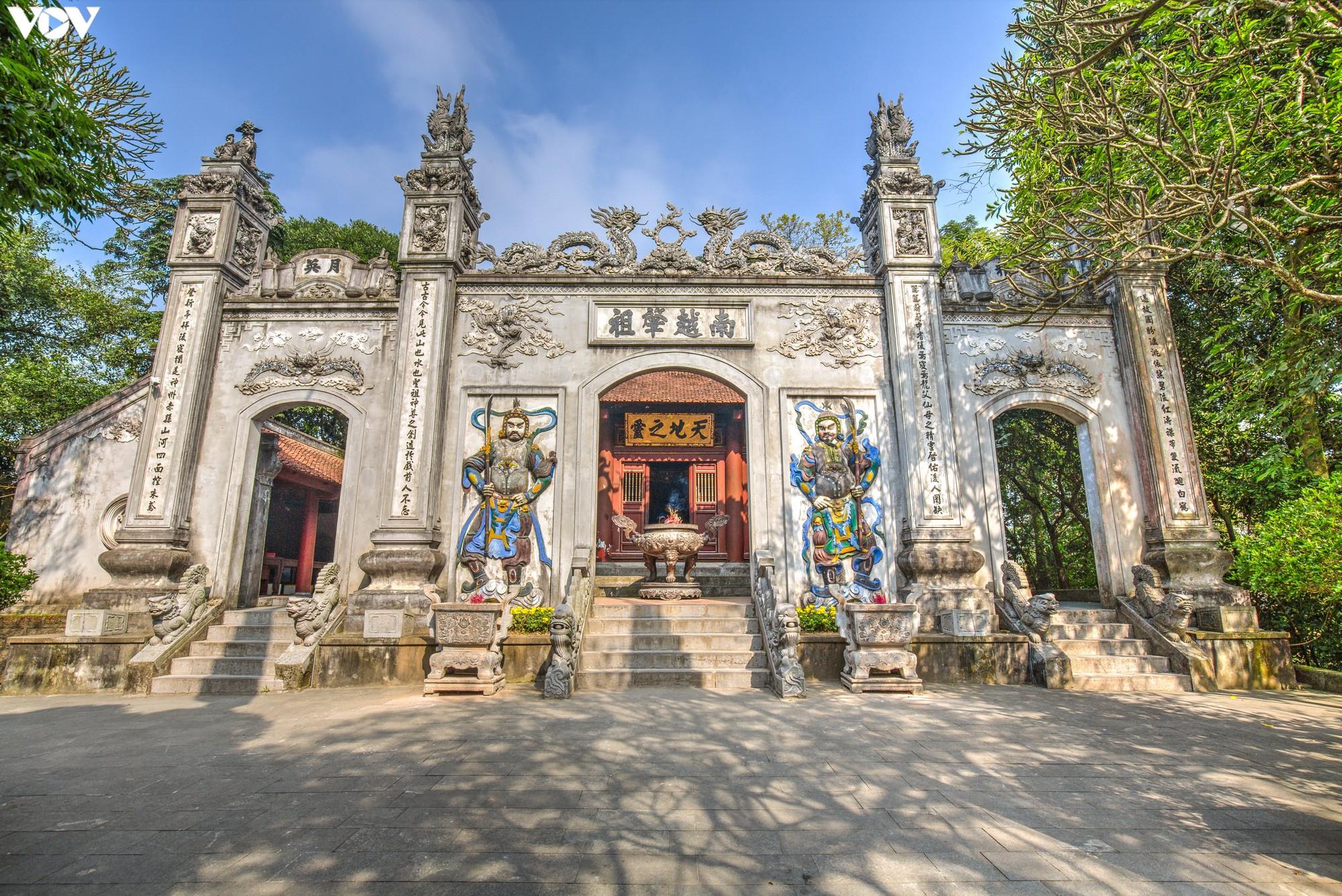 Về đất Tổ thăm khu di tích lịch sử Đền Hùng – Truyền hình Gia Lai