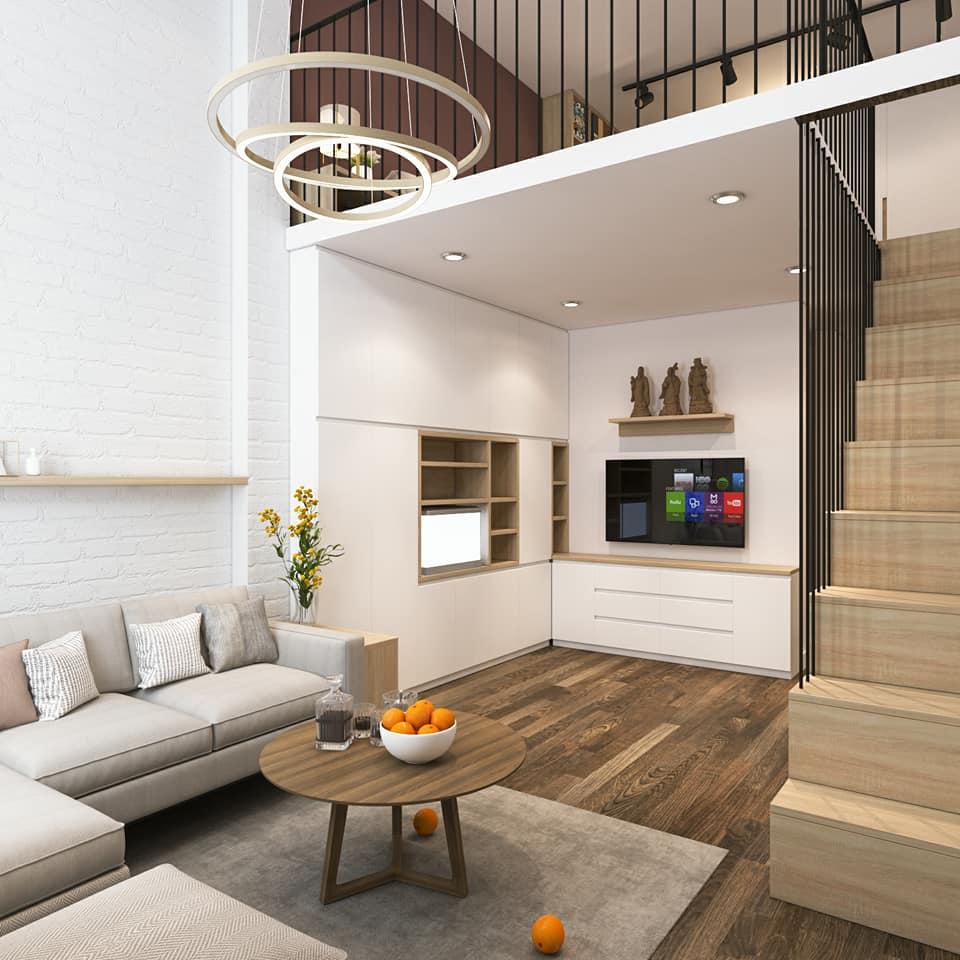 """Choáng ngợp trước những mẫu thiết kế chung cư mini cho thuê 20m2 """"SIÊU MH  Rental™"""