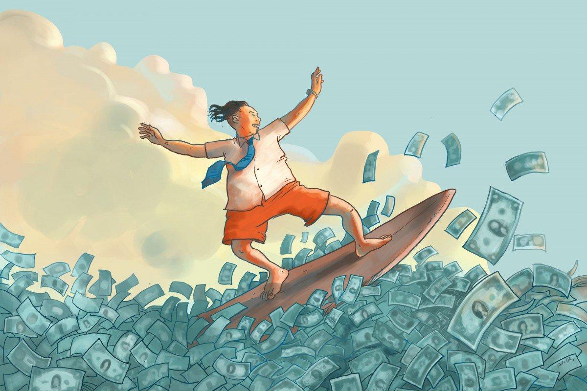 Đầu tư lướt sóng là gì? Kinh nghiệm lướt sóng chứng khoán hiệu quả