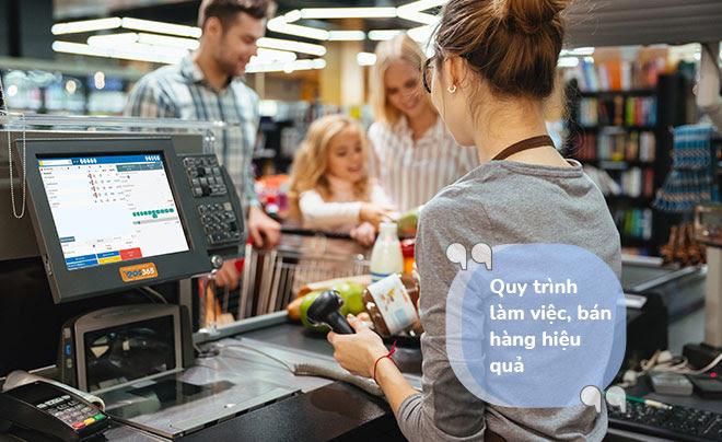 Bán hàng nhanh - thanh toán chuẩn